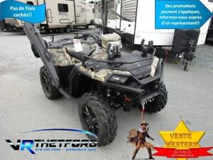 2018 Polaris Sportsman XP 1000 Hunter Edition