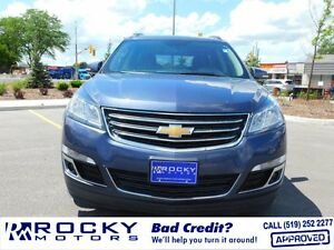 2013 Chevrolet Traverse LT - BAD CREDIT APPROVALS