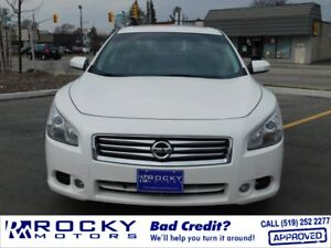 2012 Nissan Maxima - BAD CREDIT APPROVALS