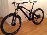 Mondraker Foxy R Mountain Bike
