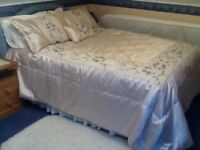 Bedspread and accessories