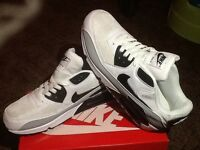 Nike air max trainers size 10 new and boxed