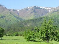 Land for Sale in Varshetz, BULGARIA, planning, stunning views