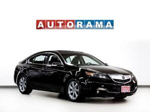 2012 Acura TL TECH PKG NAVIGATION LEATHER SUNROOF 4WD BACKUP CAM