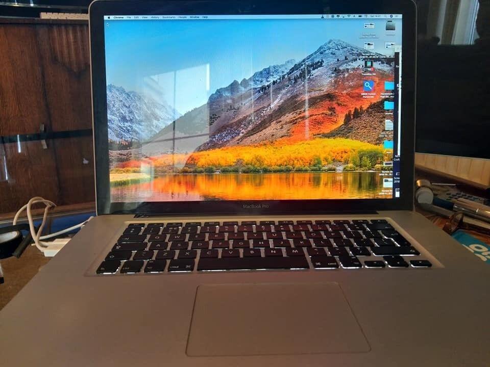 Beautiful 2012 Macbook Pro - i7 - 15 inch - 1 TB SSD - 8 GB Ram - NON  Retina   in Looe, Cornwall   Gumtree