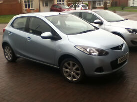 Mazda 2. 1.5Litre TS2, 5 Door Hatchback 32250 Miles. Lady Owner From New