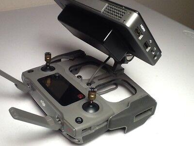 DJI Crystalsky Mount Bracket Mavic Pro 2 Zoom Air Spark Remote By A Plus Drone