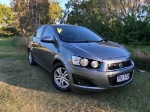 2013 Holden Barina CD Auto Sedan Yeerongpilly Brisbane South West Preview