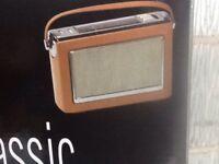 Bush Design Classic Portable FM Radio