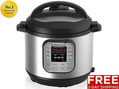 New Instant Pot 7-in-1 Multi-Functional Electric Pressure Cooker Christmas Gift