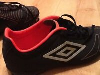UMBRO football trainers as new