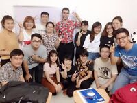 English Tutor - IELTS, TOEFL, TOEIC, Native Pronunciation & More!