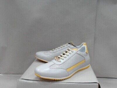 Versace Collection  Men's Dress Shoe, Size 9, Color grey - Retail Box