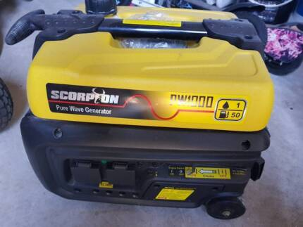 Scorpion 1000w invertor generator brand new