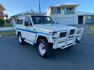 1982 Nissan Patrol Diesel Underwood Logan Area Preview