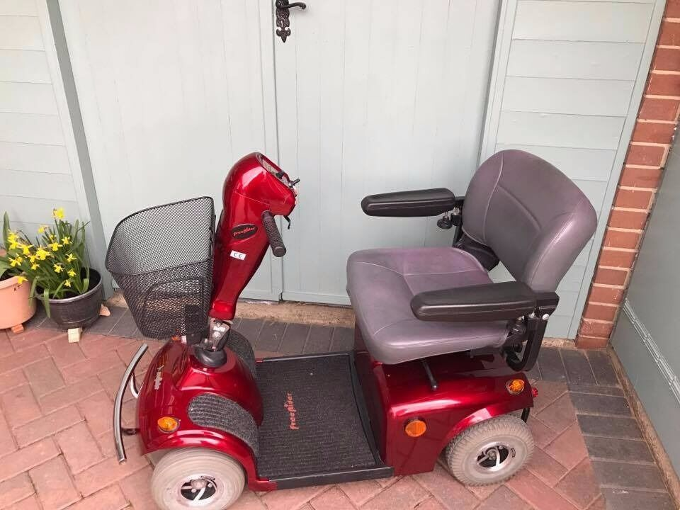 Mobility Scooterin Trimdon Station, County DurhamGumtree - FreeRider Mobility Scooter in good condition with indicators and lights, including charger