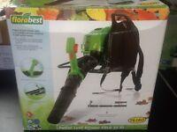 Parkside petrol Leaf Blower FBLB 33 A1 NEW IN BOX
