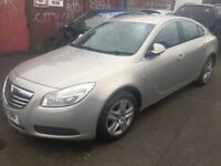 2010 Vauxhall Insignia 2.0 diesel Manual (Silver Z167) ''BREAKING'' parts for sale