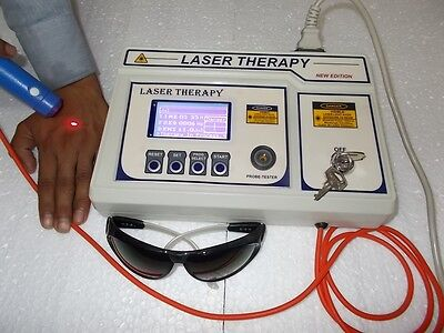 Laser Therapy 60 Programme Pre Programmed For Different Medical Machine Jkln