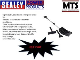 Sealey Snow Kit Brand New Clearance