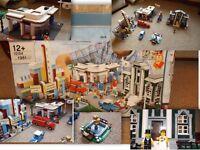 Lego 10184 - 50 Jahre Town Plan