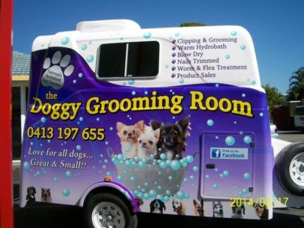 The Doggy Grooming Room Taylors Hill Melton Area Preview