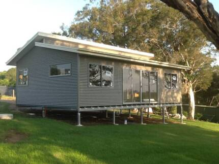 Granny Flat 2 Bedroom DIY Kit The Seascape 60 for your slab