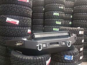 NEW!! BUMPER FRONT AND REAR COMBO!! $2490 With all lighting!! FORD-CHEVY-DODGE-TOYOTA-GMC