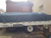 conway contiki DL trailer tent, good condition for age.