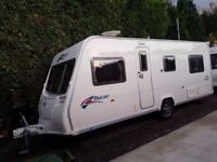 2009 Bailey Pageant Burgundy 4 berth caravan FIXED BED,Awning VGC Bargain !