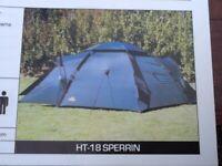 Top make 4 adults fast erect quality tent