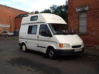1995 Transit Devon camper van. Two berth, mot'd Til November 2017