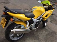 Suzuki sv650 2001 9000 miles!!!