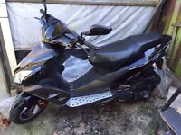 Direct Bikes 125CC Scooter