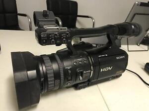 Sony Z1U HDV Camcorder