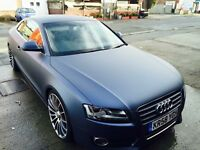 AUDI A5 V6 2.7TDI 190ph 2009 in excellent condition