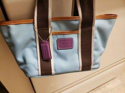 coach small purse handbag