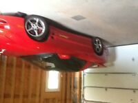 2001 Pontiac Trans Am Firehawk Coupe (2 door)