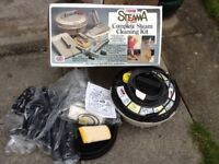 Complete steam cleaning Kit