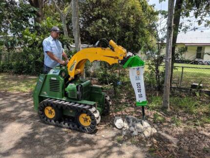 EE-RB20S suits Mini Excavators 1.2 to 3 tonne carriers Brisbane City Brisbane North West Preview