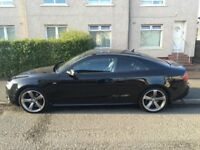 2011 Audi A5, 2.0TDI, Genuine Black Edition, S-Line