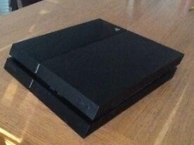 PS4 500GB Console Black