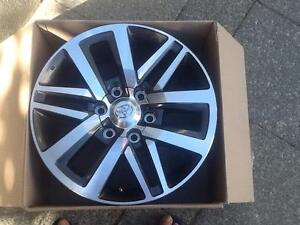 "Toyota Hilux SR5 18"" alloy rims - new Karratha Roebourne Area Preview"