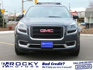 2013 GMC Acadia SLE $24,995 PLUS TAX