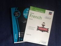 Higher French text books