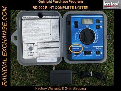 NEW - Irritrol / Hardie Rain Dial RD-900 R / RD 900 R INT system