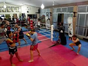 Muay Thai Kickboxing - Personal Training - Fitness - Wynnum Wynnum Brisbane South East Preview