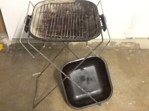 Barbecue and stand