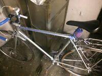Vintage Road Bike (Puch Pursuit)