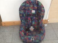 Terrific Brotax FREEWAY slim group 1 car seat for 9kg upto 18kg(9mth to 4yrs)-ideal for small cars